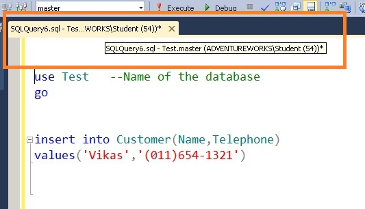 How to write sql query within query