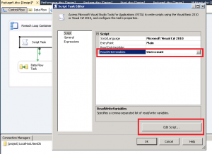 How to execute the foreach loop fixed number of times in SSIS