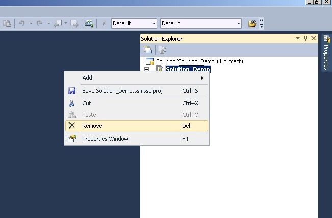 remove-project-from-solution-in-ssms-3