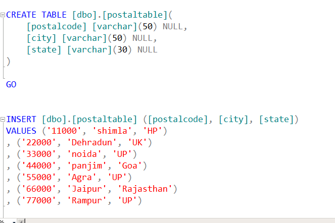 How to pass multiple comma separated values as a single parameter into a function1